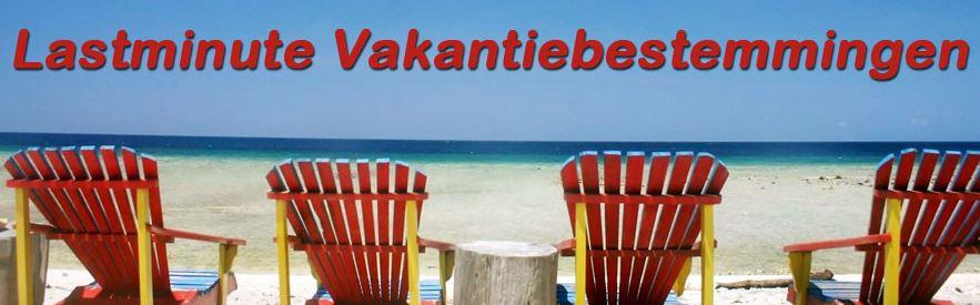 Lastminute-vakantiebestemmingen.be